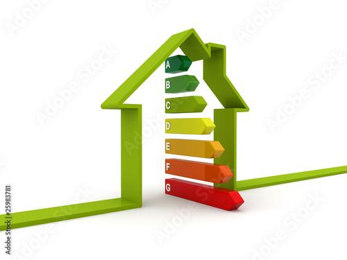 Foto  Maisons performance énergétique