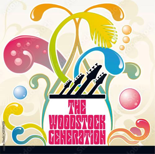 Fotografia woodstock generation