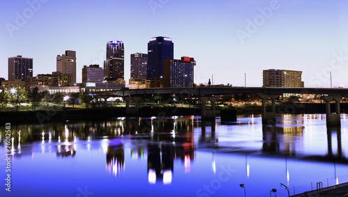 Photo Evening in Little Rock