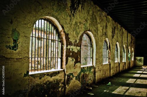 Fotografia, Obraz  Jail