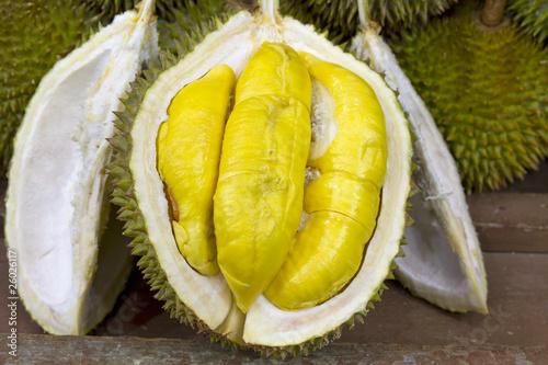 Photo  Durian