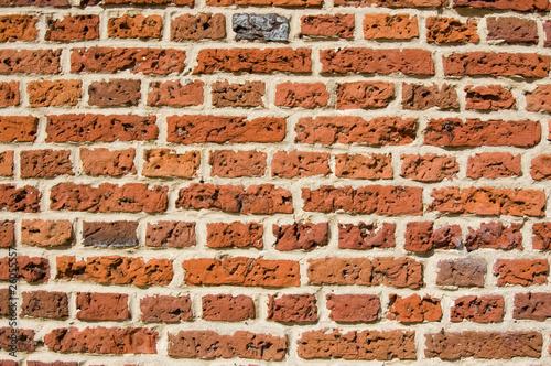 Fotografie, Obraz  Jacobean brick wall