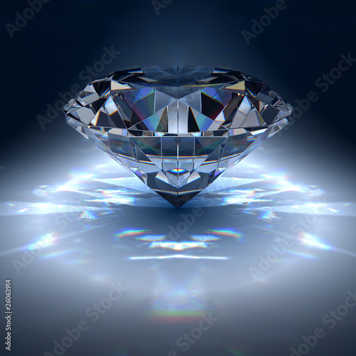 Diamond jewel #26063914