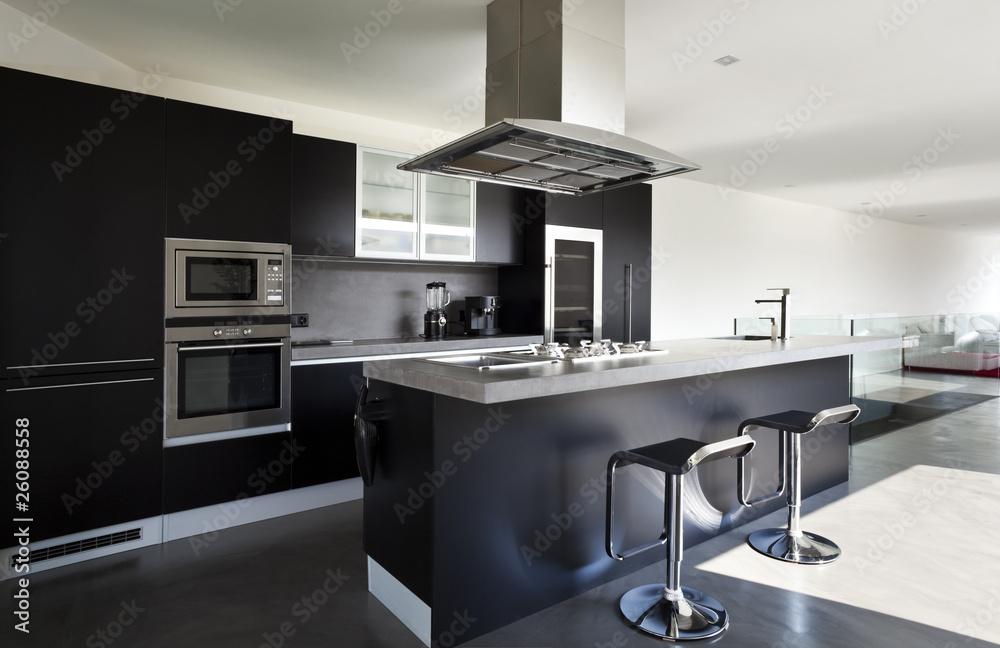 Fotografie, Obraz  cucina moderna