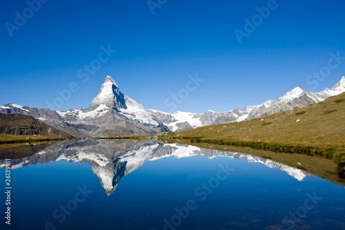Photo  Panorama of the Matterhorn