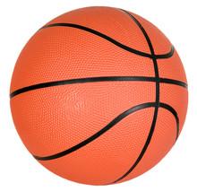 Orange Basketball Ball