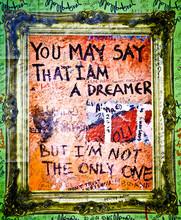 Muro De John Lennon - Dreamer ...