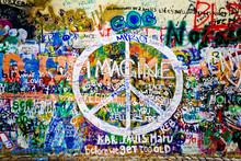 Muro De John Lennon (Praga) - ...