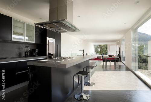 Fotografie, Obraz  cucina aperta