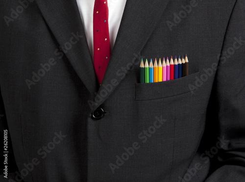Fototapeta creative business obraz na płótnie