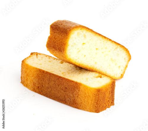 Tableau sur Toile sponge cake