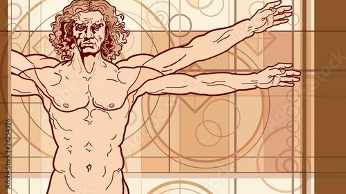 fragment-homo-vitruviano-tak-zwany-czlowiek-witruwianski-czyli-czlowiek-leonarda-szczegolowy-rysunek-na-podstawie-grafiki-leonarda-da-vinci-wykonany