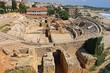 Roman amphitheater in Tarragona