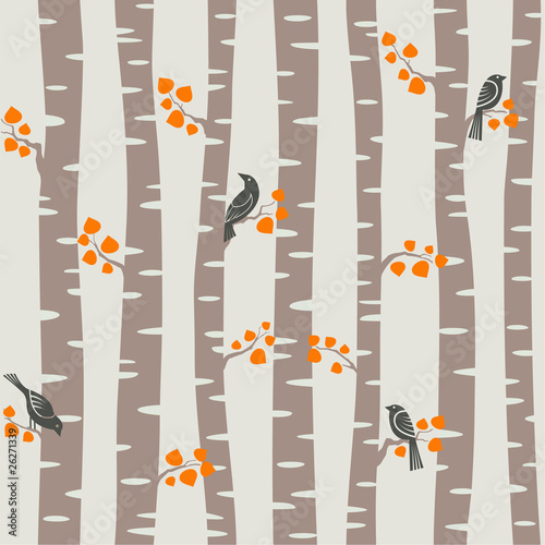autumn-trees-pattern