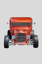 Customized Hot Rod
