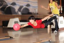 Bowling - Sprung