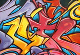 Fototapeta Młodzieżowe - tag, graffiti