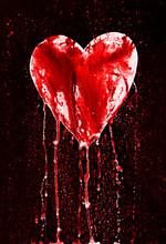 Broken Heart - Bleeding Heart