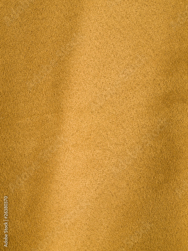 Photo  Full Frame Background of Orange Suede-like Fabric