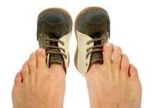 Uncomfortable Shoes