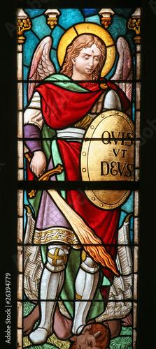 Fotografering Saint Michael archangel