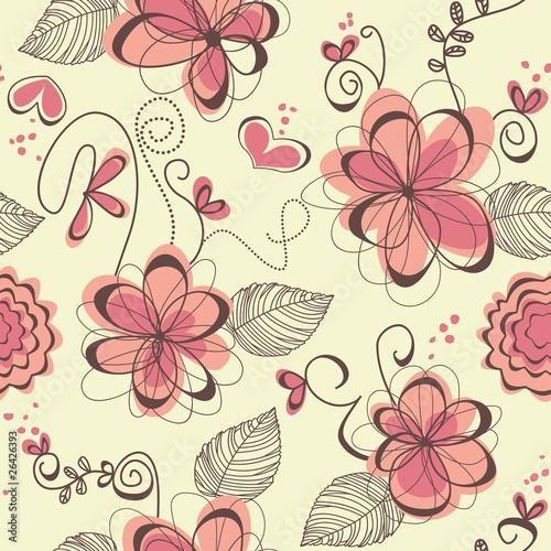 ladny-kwiatowy-tlo