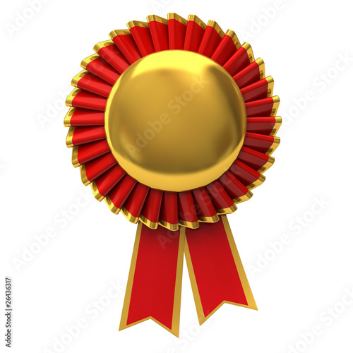 blank award ribbon rosette buy this stock illustration and explore