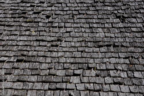 Fototapeta Cedar Shake Roof