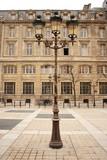 Fototapeta Paryż - Latarnia