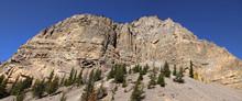Levinski Ridge In Gallatin National Forest In Wyoming