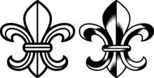 Fleur De Lis Design