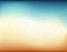 Vector Desert Grunge Background