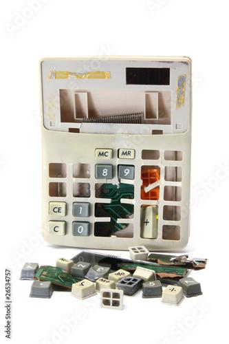 Broken Calculator - 26534757