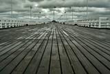 Fototapeta Fototapety z morzem do Twojej sypialni - molo