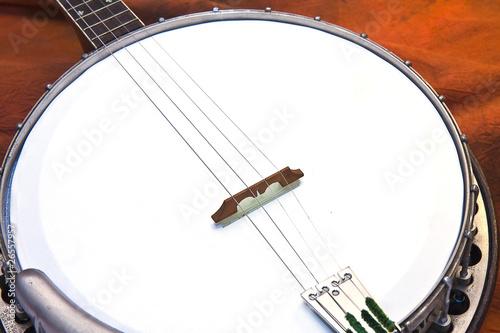 Fényképezés  Closeup of Banjoc