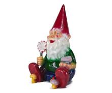 Sitting Garden Gnome_3