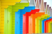 Scarborough Beach Huts