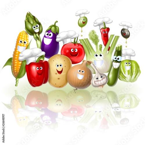 Fotografía  gruppo verdure