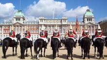 Reiterwache Buckingham Palace ...
