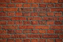 Czerwony Ceglany Mur