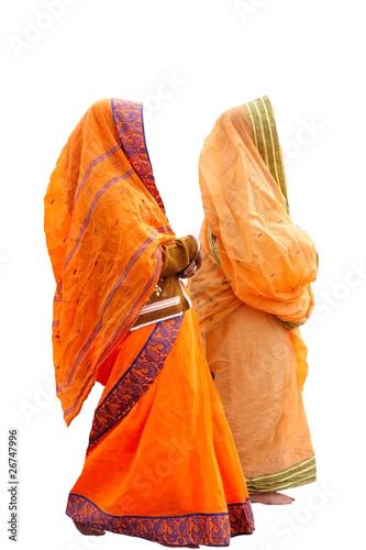 Fotografie, Obraz  Indian women