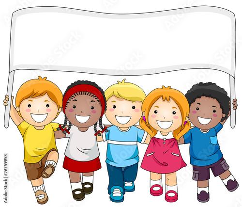 Photo  Kids Banner