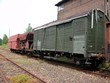 historische Güterwagen