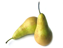 Conference Pears Isolated On W...