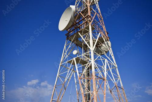 Fotografía  torre comunicacion 4