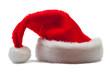 Santa's red hat