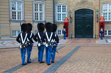 Changing Of The Guard Ceremony