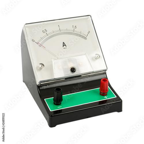 Photo Ampermeter