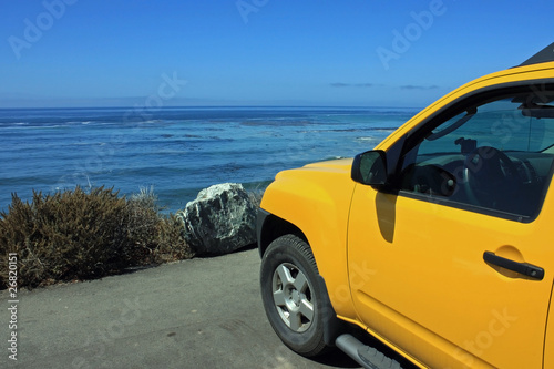 Fototapeta In den Pazifik obraz na płótnie