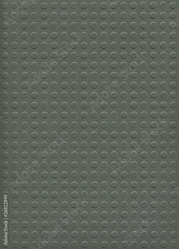 Rubber tile Poster